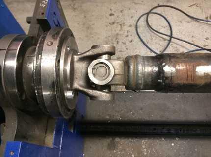 Honda ремонт карданного вала