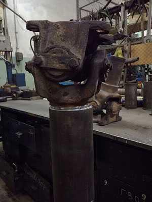 кардан перед ремонтом