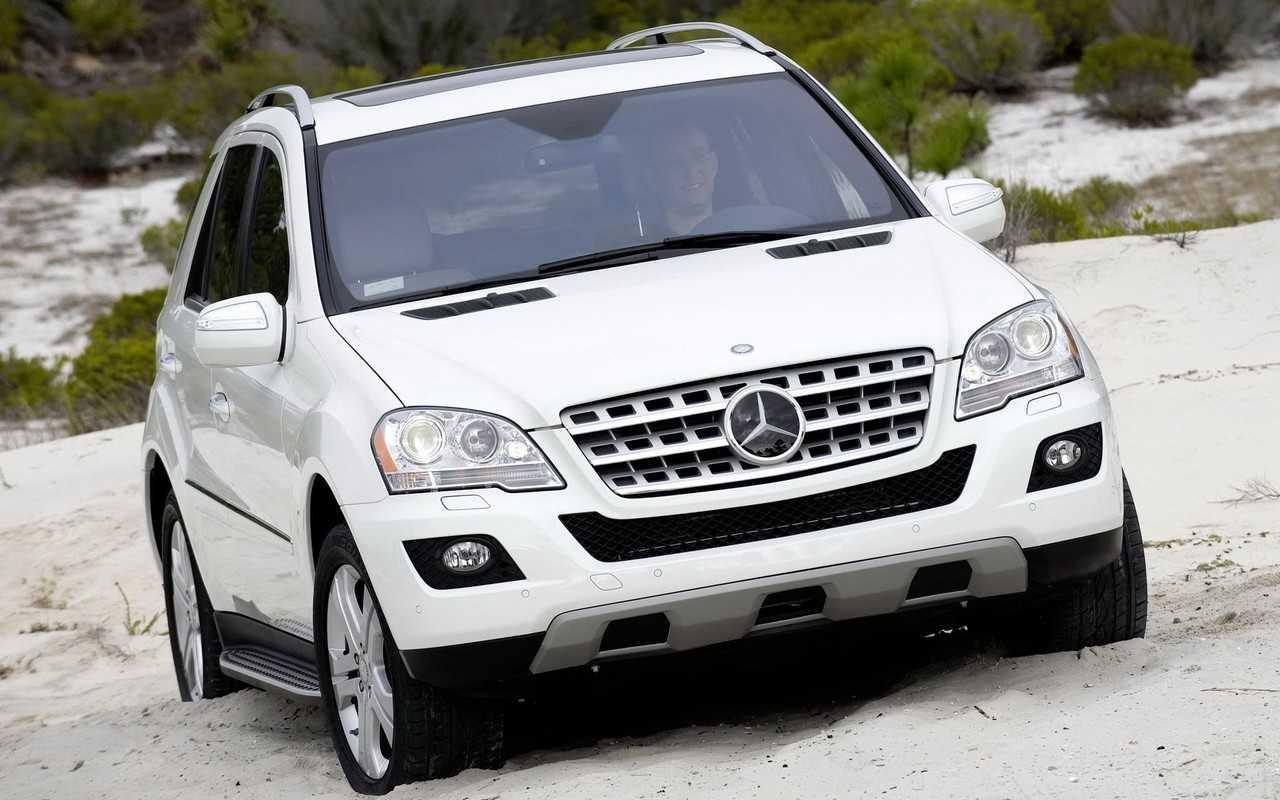 Ремонт 3-опорного карданного вала Mercedes-Benz ML350 (164 кузов)