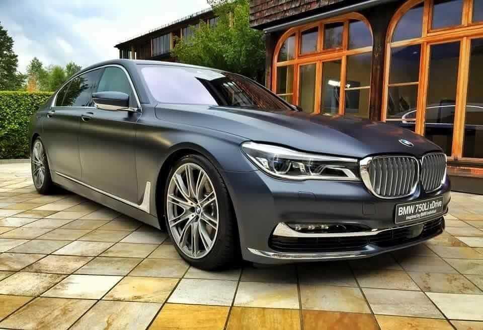 Ремонт 3-опорного карданного вала BMW 750Li 2013 г.в.