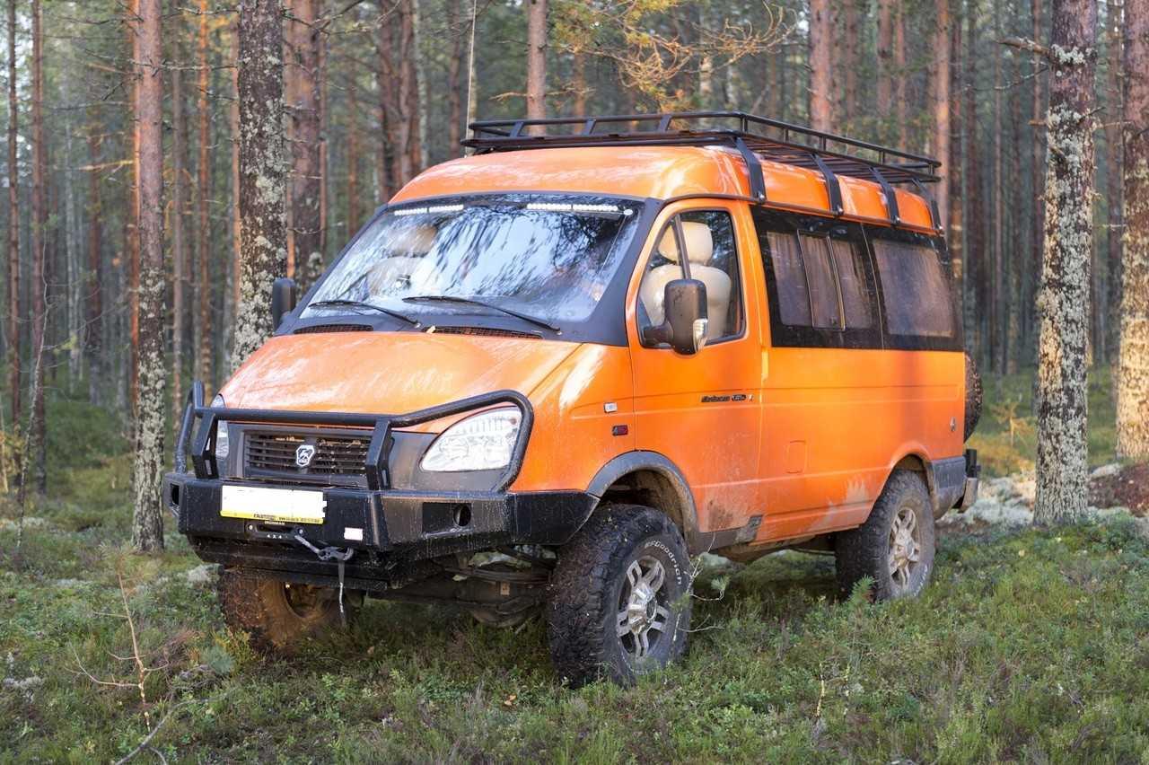 Ремонт 2-опорного карданного вала ГАЗ Соболь.
