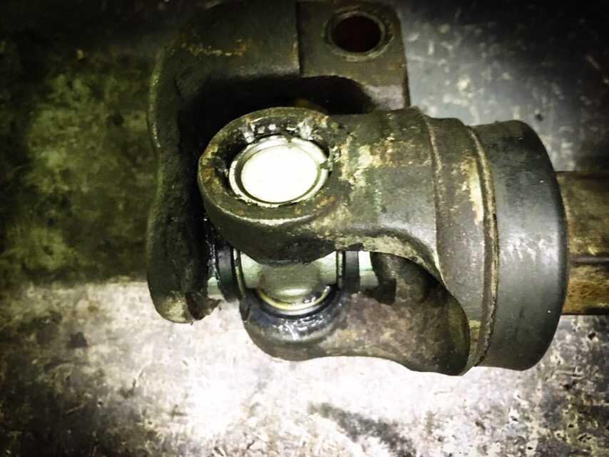 Ремонт карданного вала GMC Savana