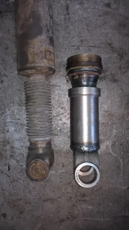 УАЗ Патриот. Ремонт карданного вала