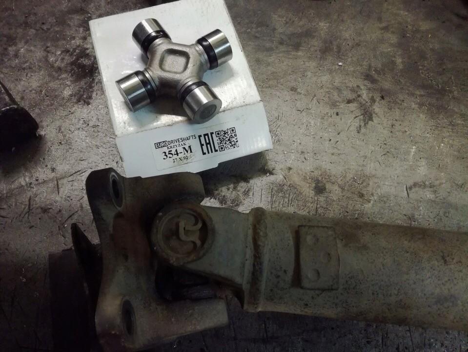Ремонт карданного вала Ford Ranger