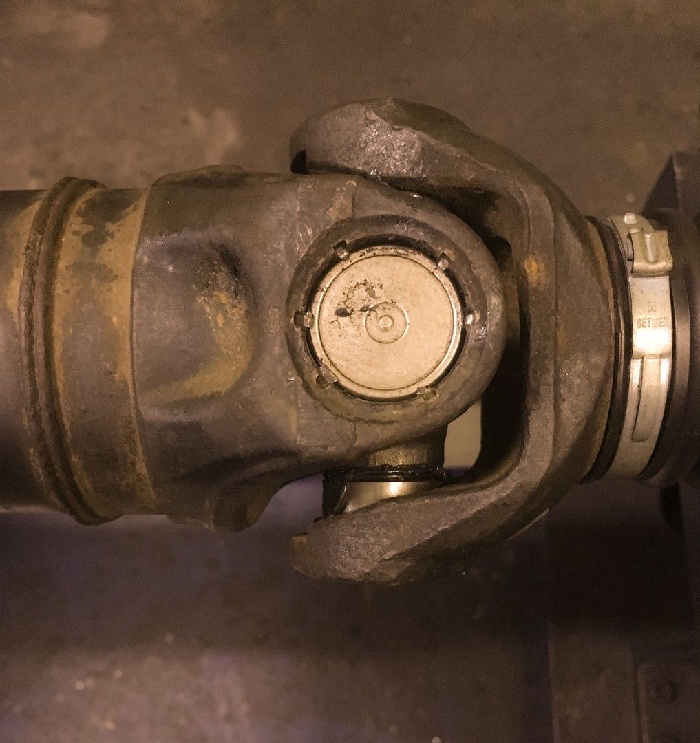 Ремонт карданного вала Мерседес Спринтер
