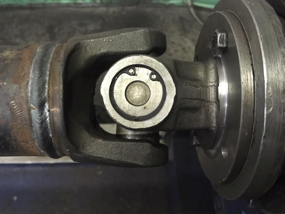 Ремонт кардана MITSUBISHI L200