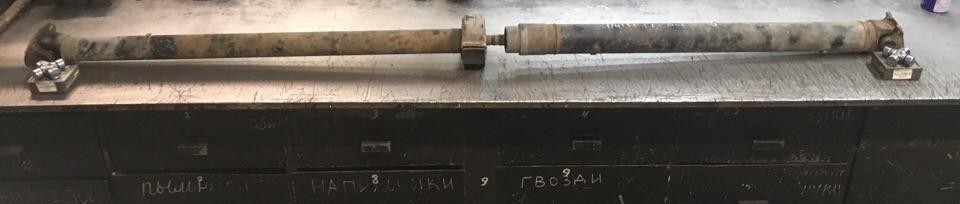 Ремонт 3-х опорного кардана Nissan X-Trail