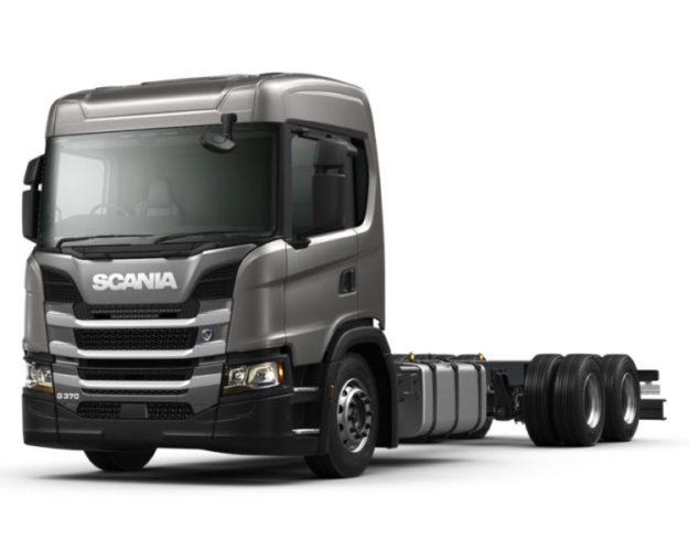 Scania. Замена крестовины кардана