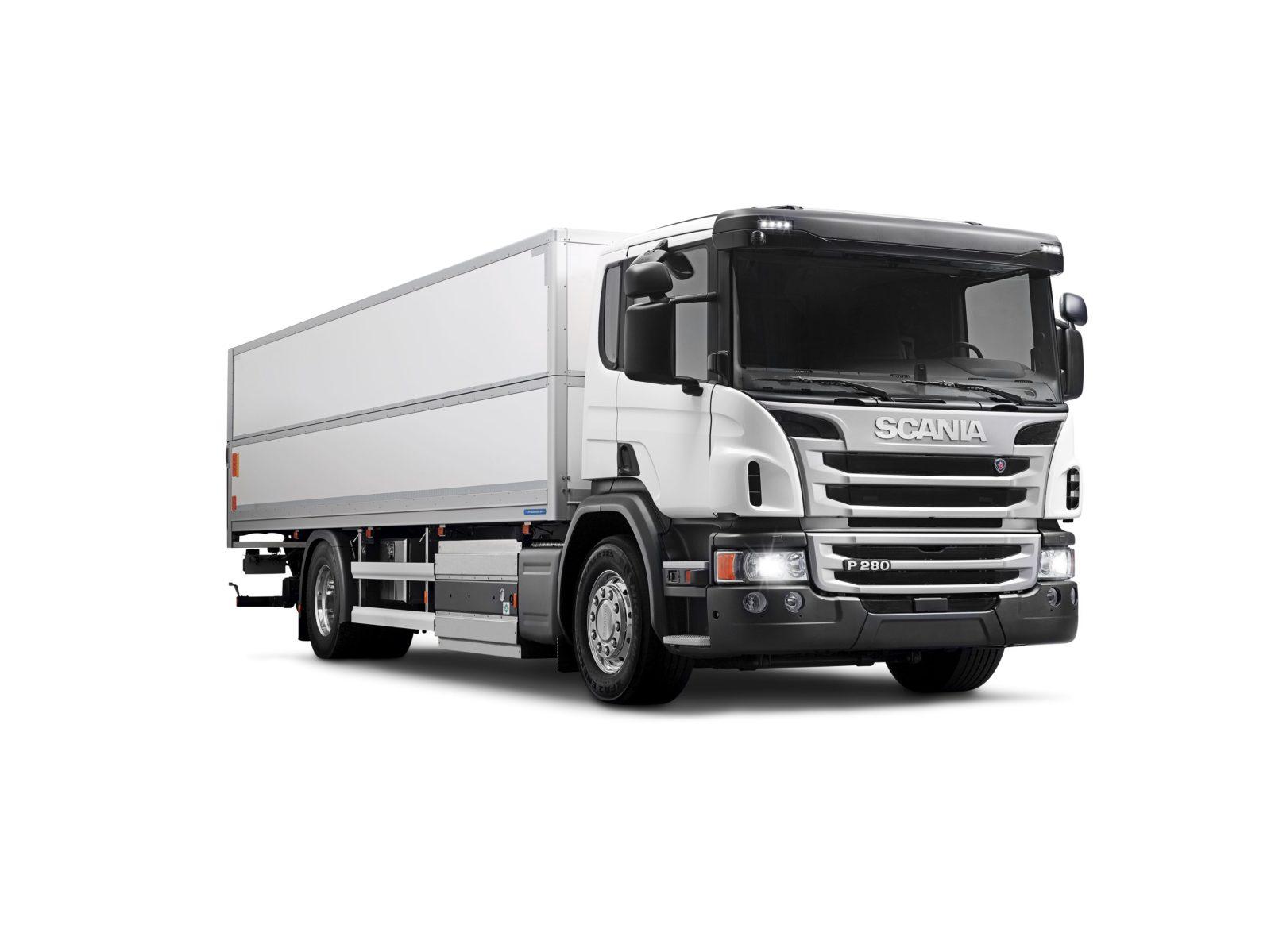 Scania. Крестовина карданного вала