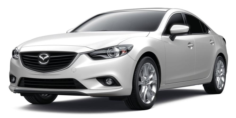 Mazda. Замена подвесного подшипника