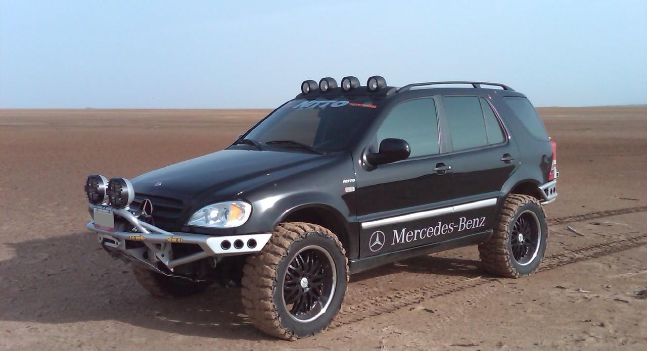 Ремонт кардана Mercedes-Benz M-Class W163