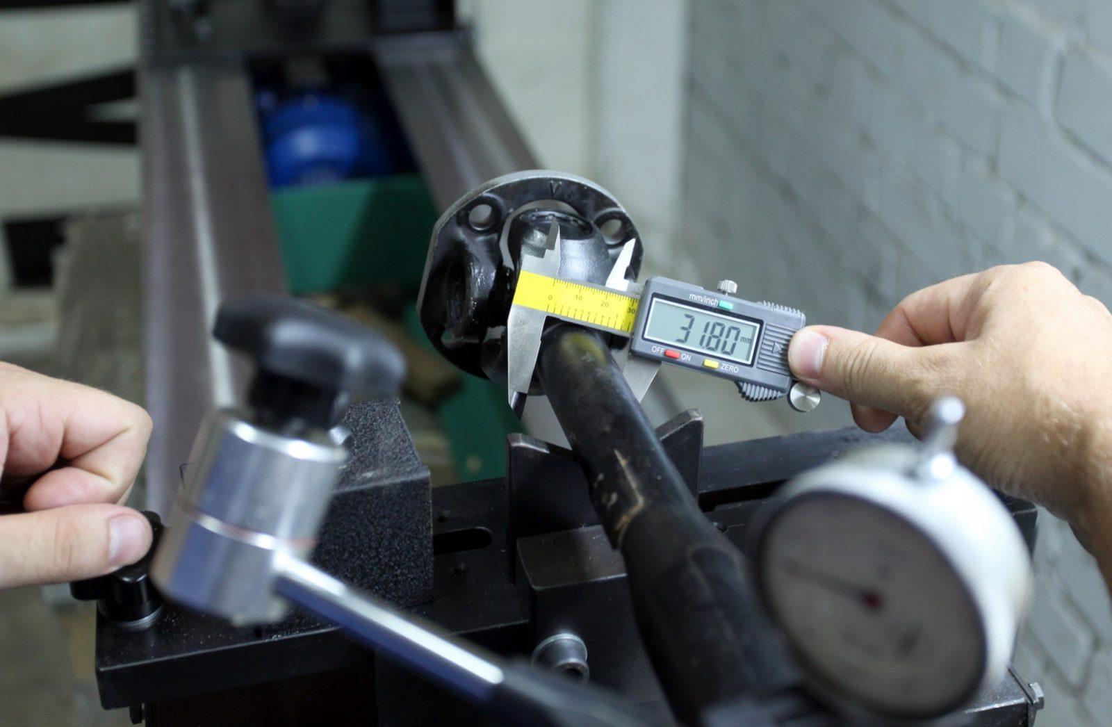 Диагностика рулевых передач. Восстановление карданного механизма
