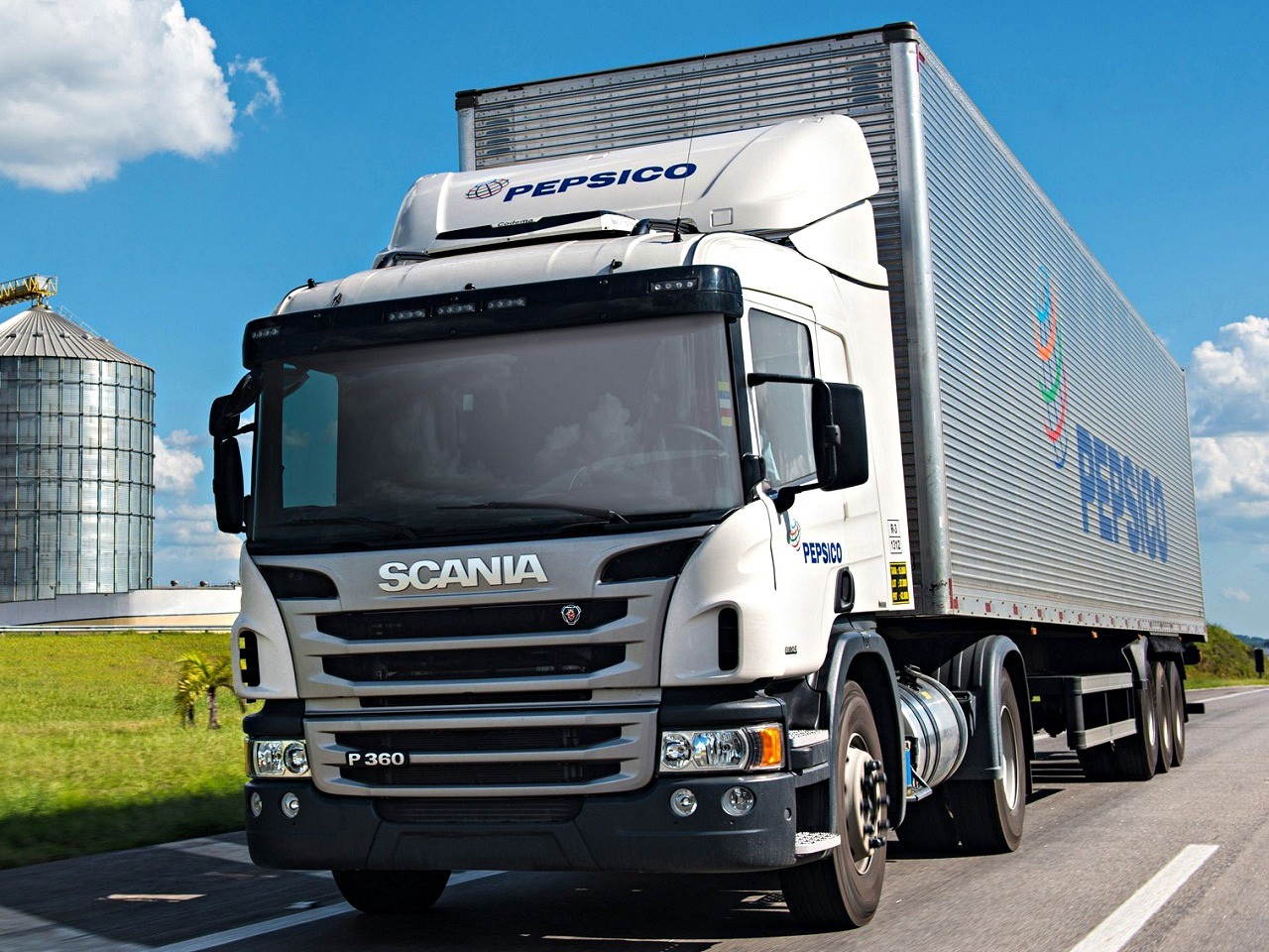 Ремонт 2-х опорного карданного вала Scania P360