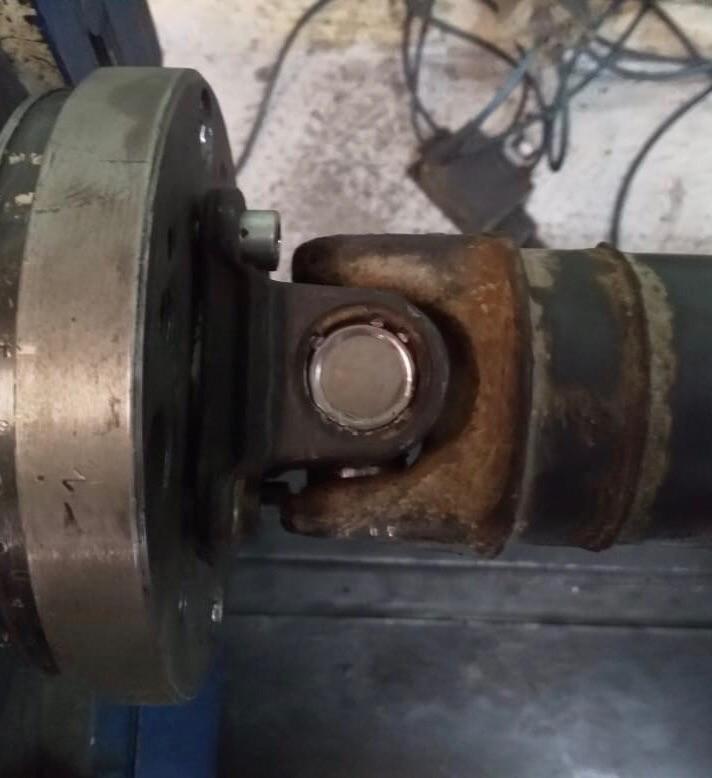 Ремонт 3-х опорного карданного вала Nissan Qashqai