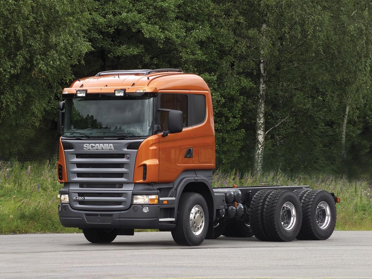 Ремонт 2-х опорного карданного вала Scania