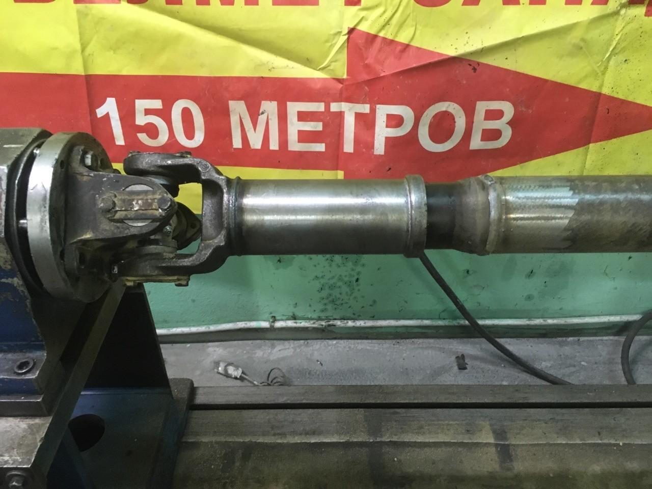 Ремонт привода бензовоза УРАЛ