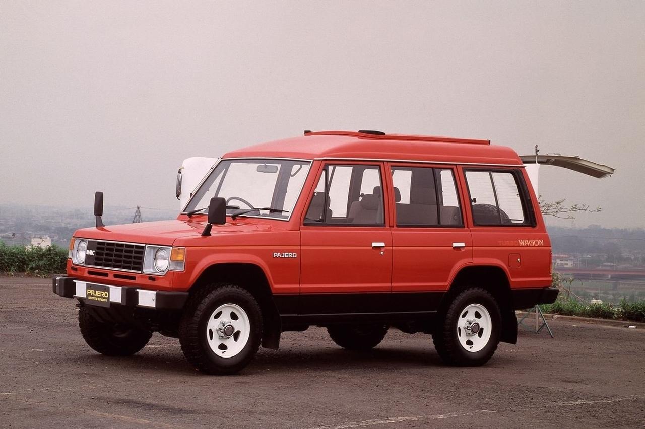 Ремонт 2-х опорного карданного вала автомобиля Mitsubishi Pajero I