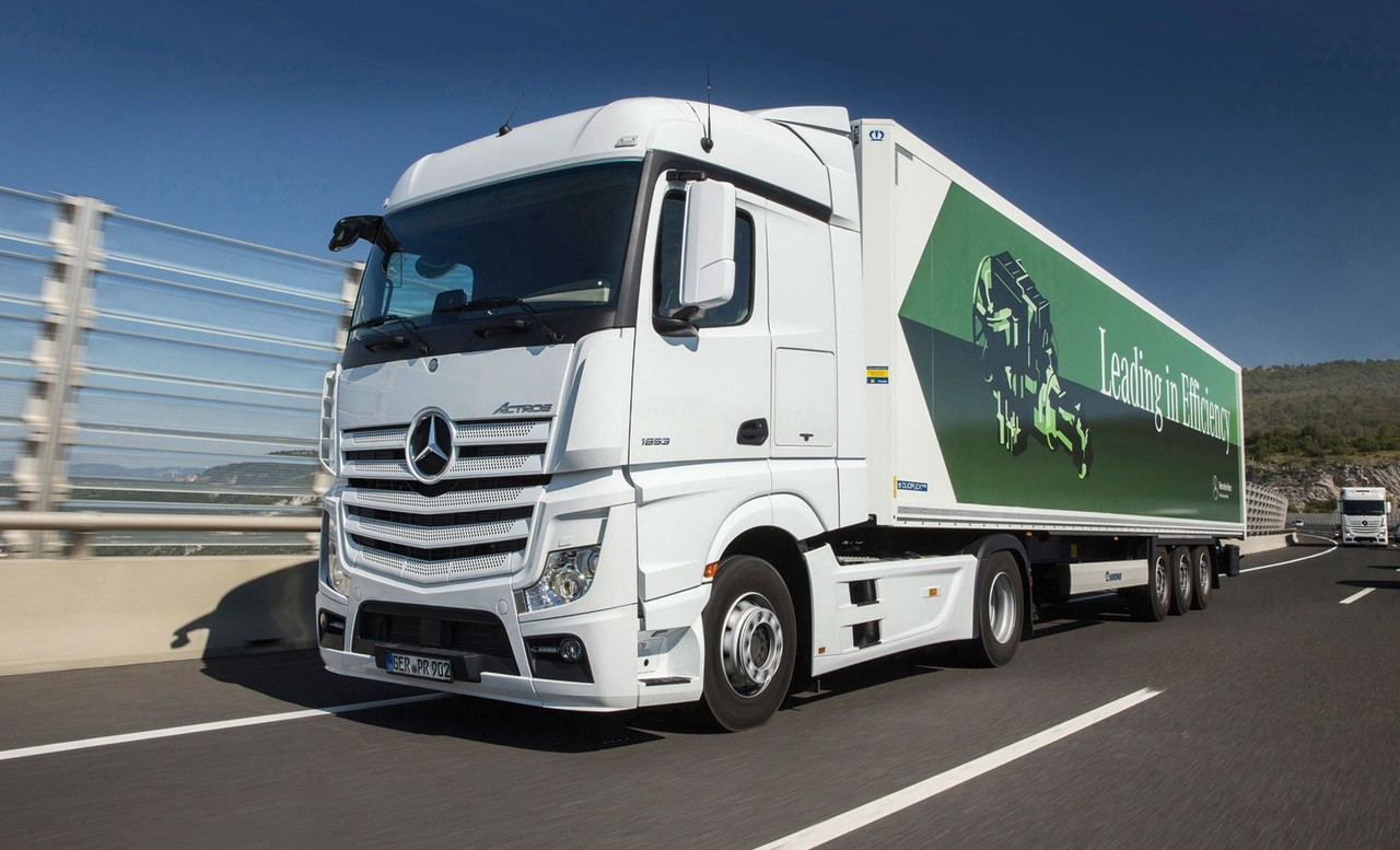 Ремонт карданного вала Mercedes-Benz Actros