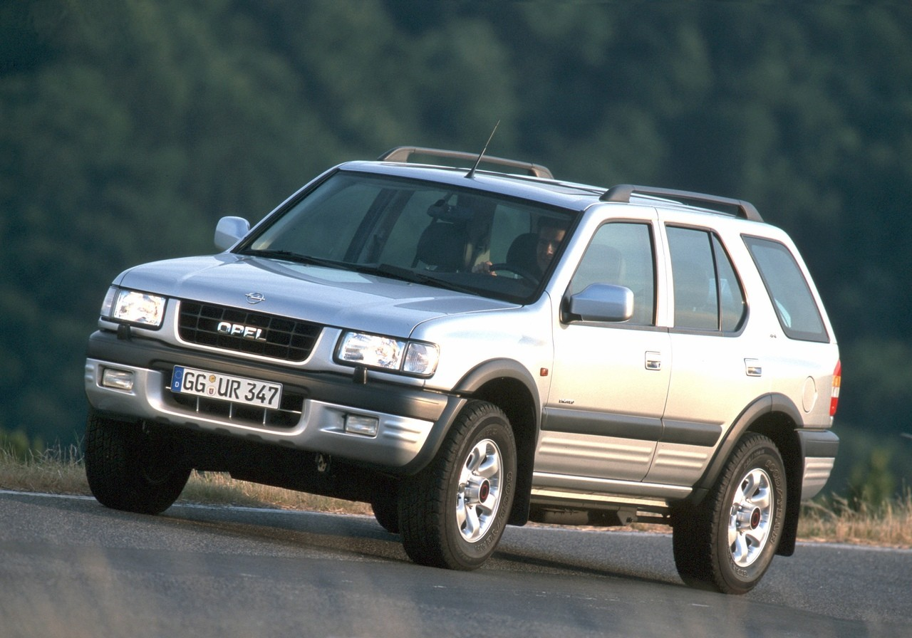 Ремонт карданного вала Opel Frontera