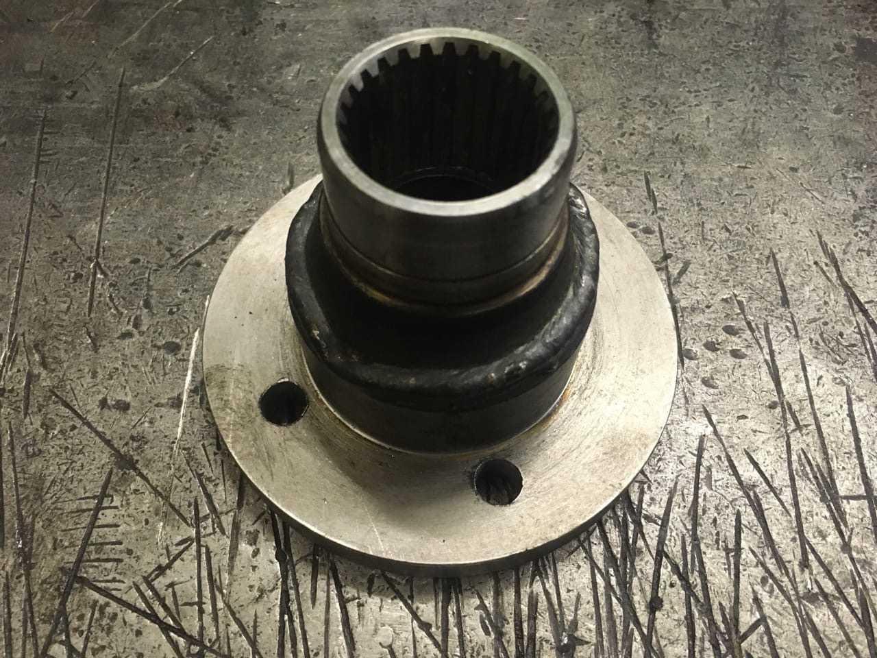 Изготовление кардана для Газель