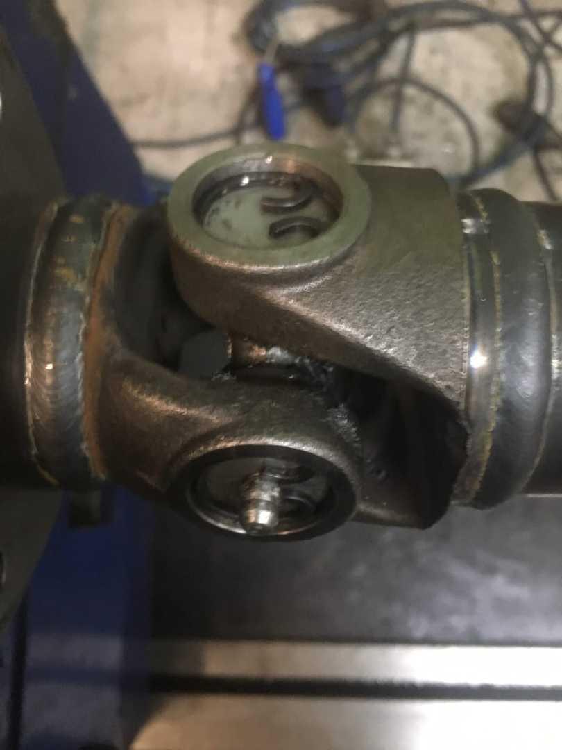 Ремонт кардана Renault Duster с заменой узлов под стопорные кольца