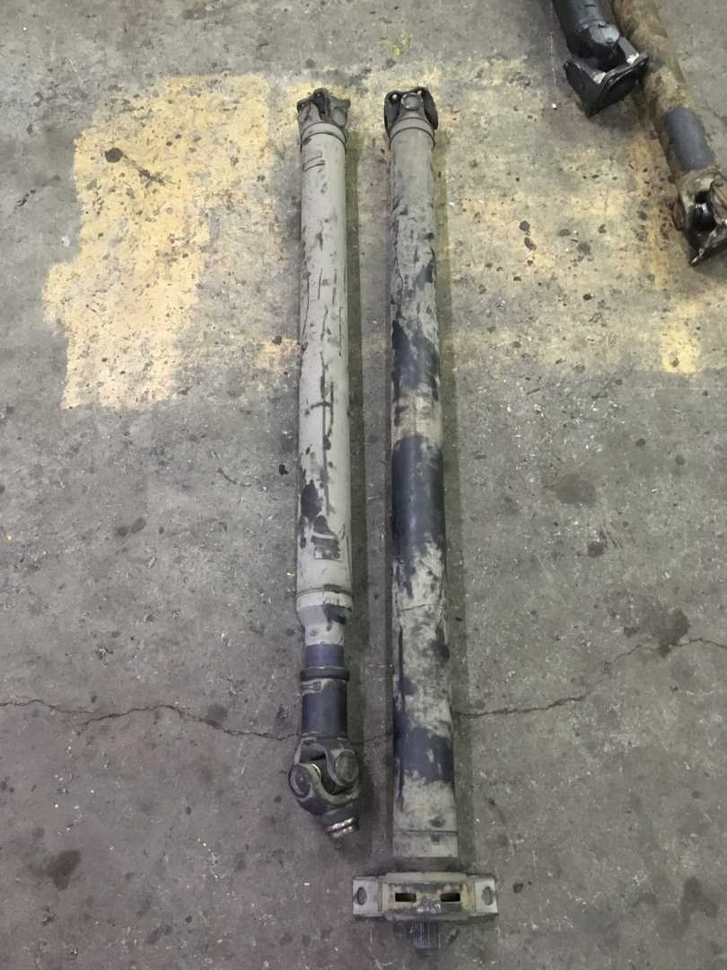 Ремонт 3-х опорного карданного вала ГАЗель NEXT