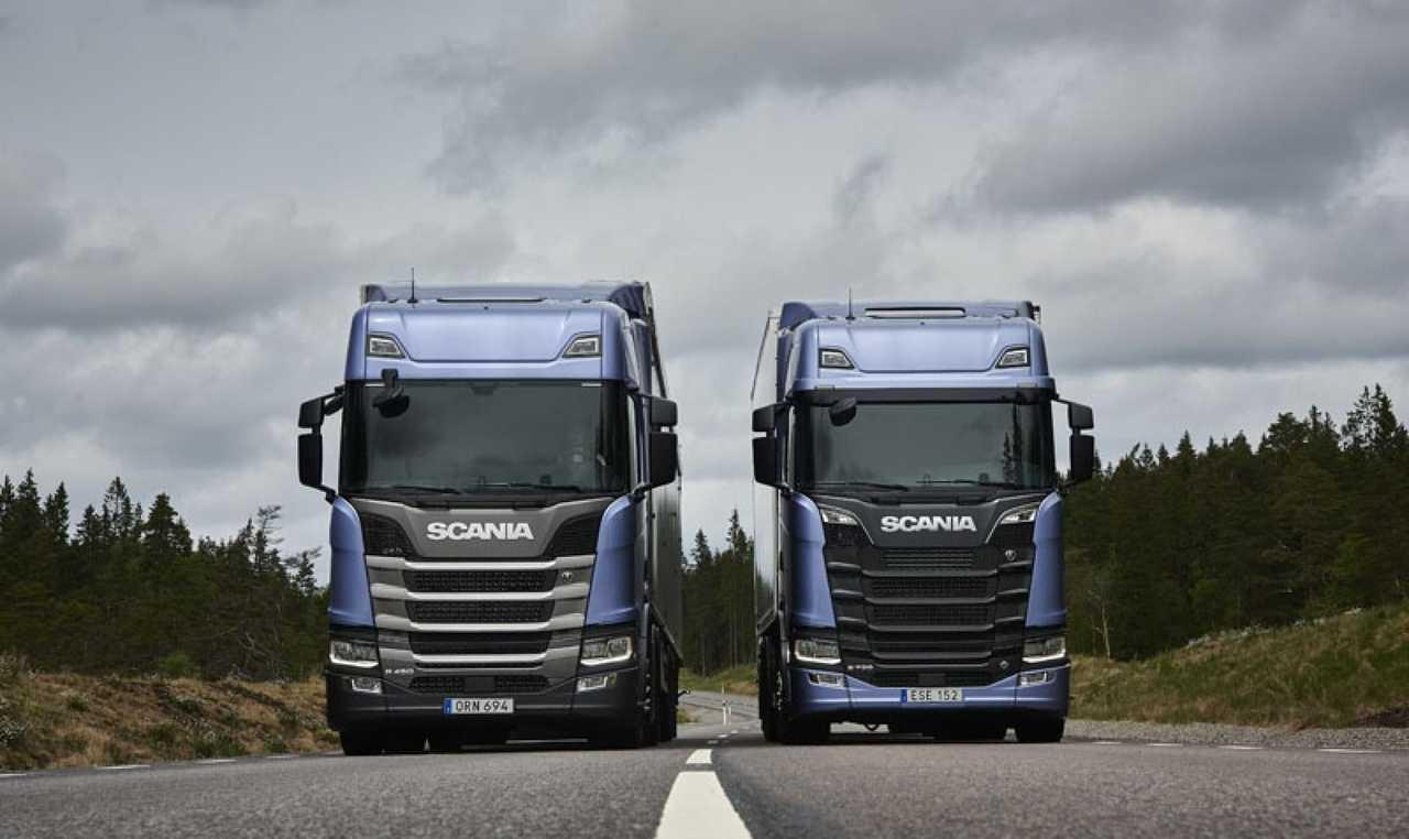 Ремонт кардана автомобиля Scania