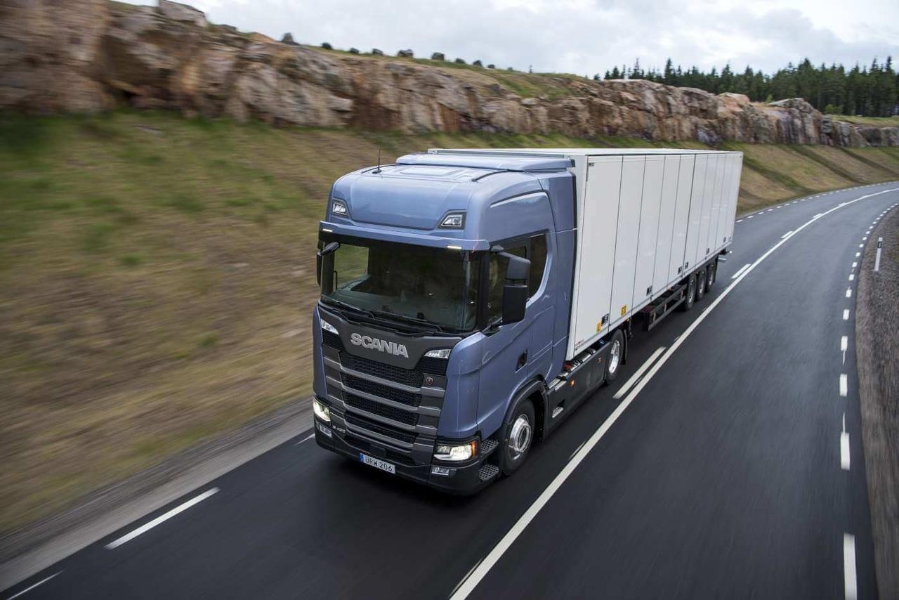 Ремонт 2-х опорного кардана Scania