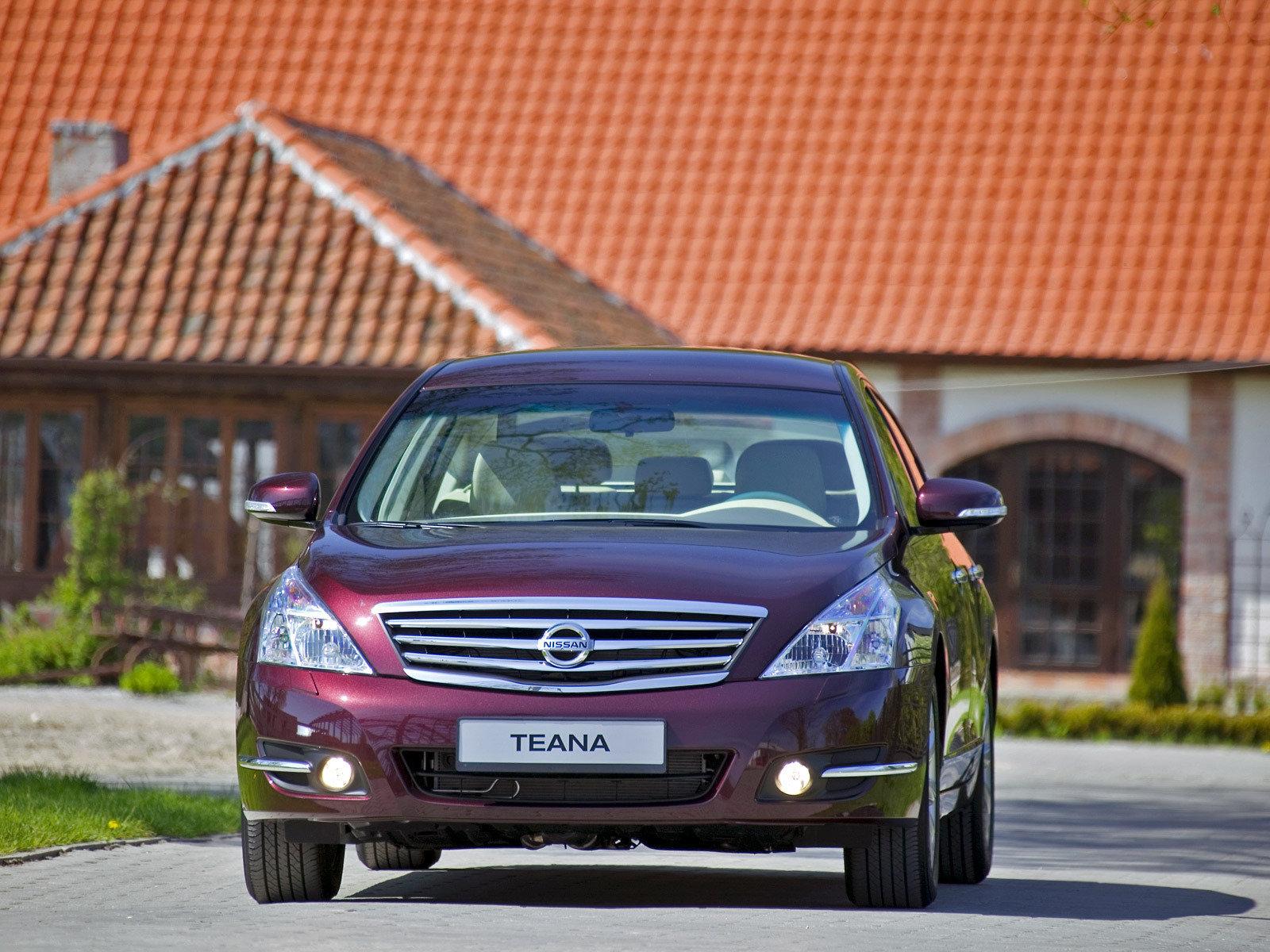 Ремонт рулевого вала Nissan Teana
