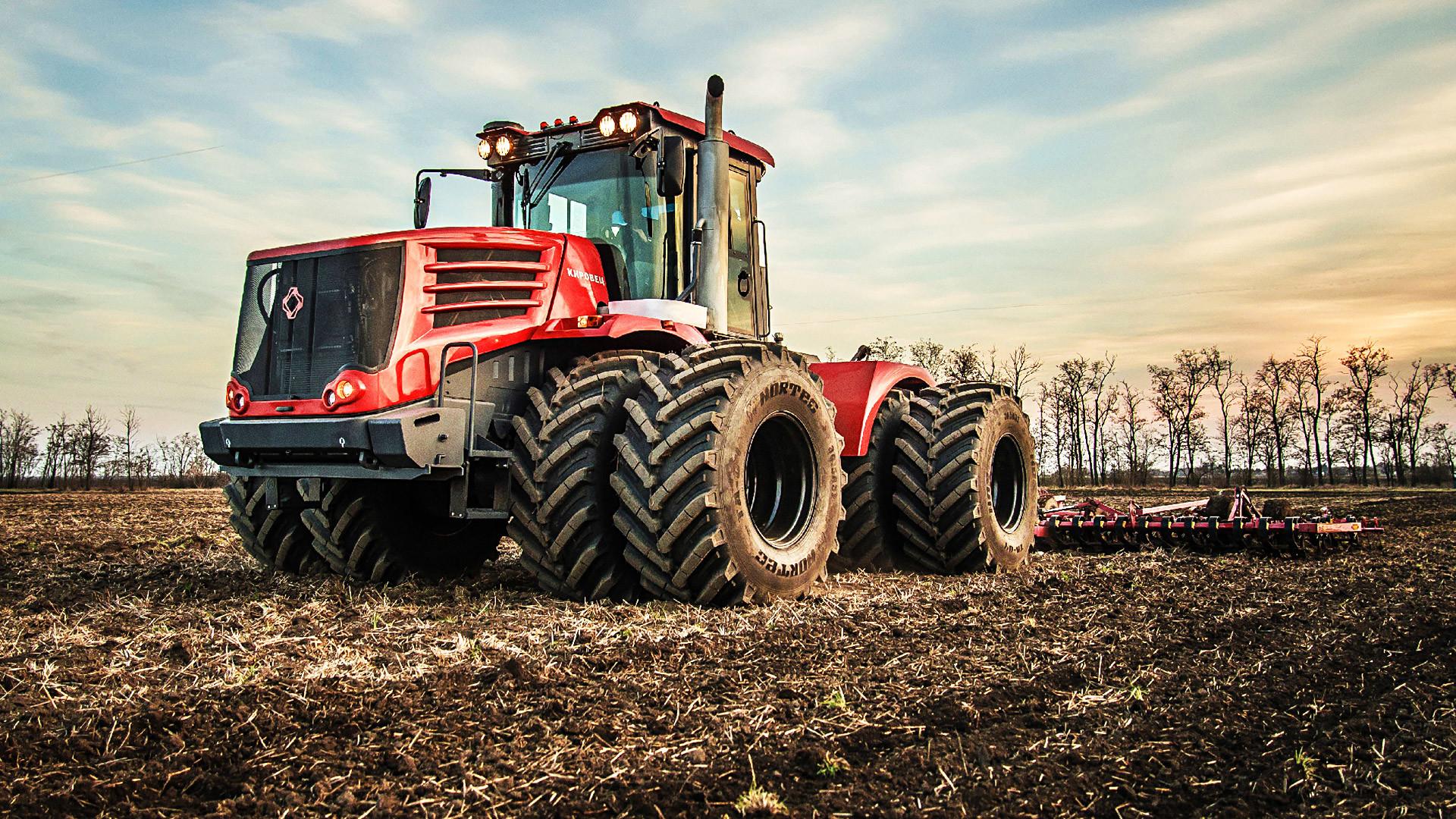 Увеличение длины карданного вала трактора Кировец изготовленного по спецзаказу