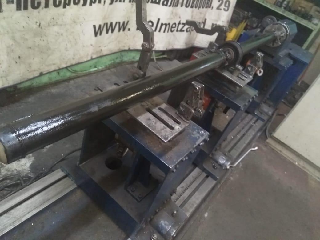 Ремонт 3-х опорного карданного вала SsangYong Actyon