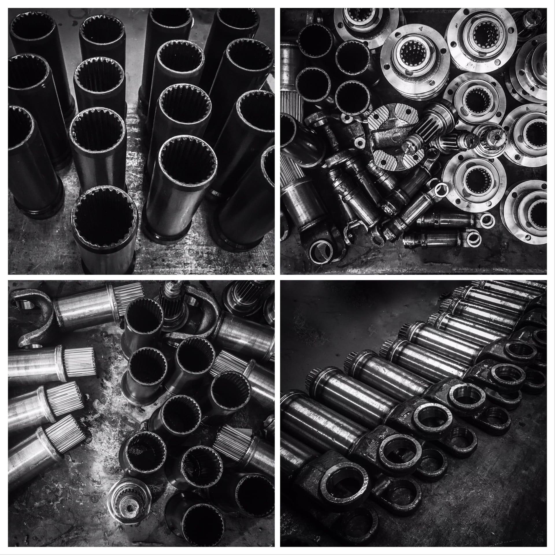 Поступление на склад запчастей для карданных валов автомобилей отечественного производства