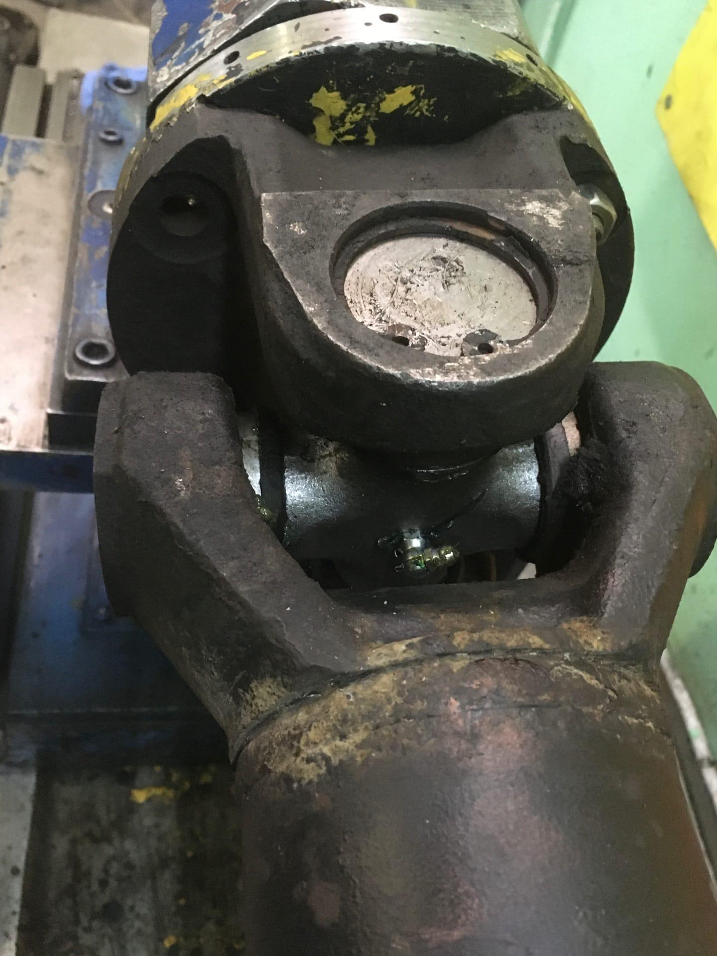 Ремонт 2-х опорного карданного вала КАМАЗ