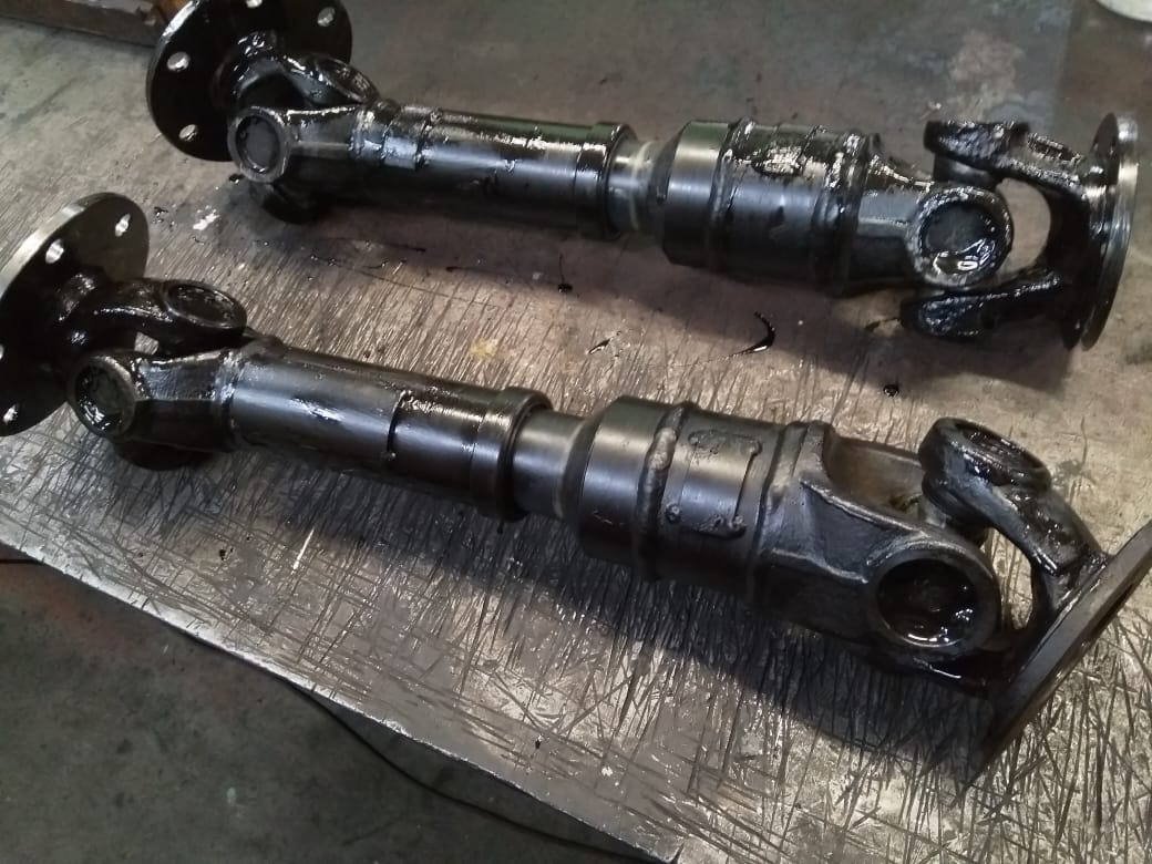 Изготовление 2-х карданов-приводов Автобетоносмесителя по образцу заказчика
