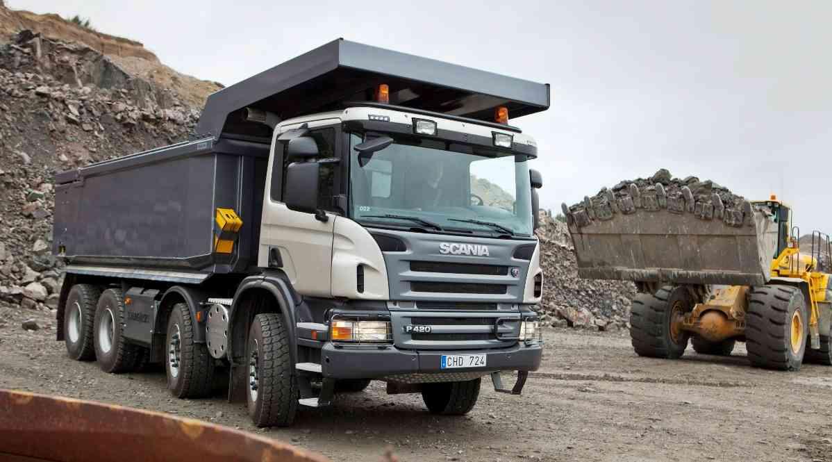 Восстановление 2-х опорного карданного вала Scania