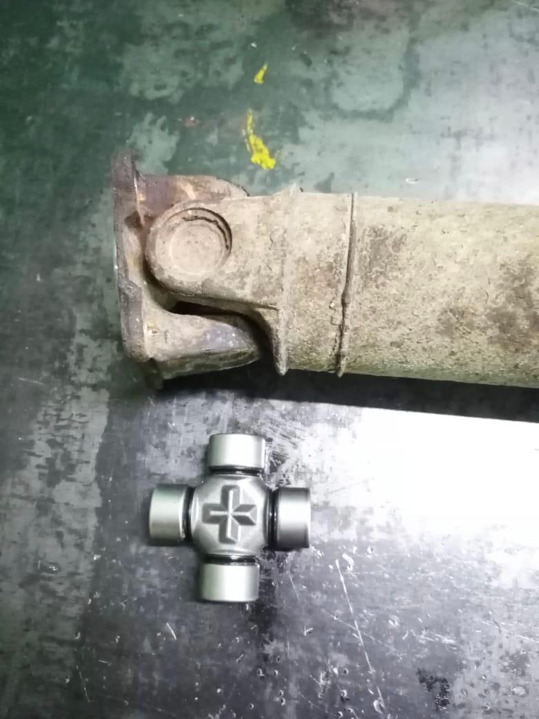 Восстановление карданного вала Nissan X-Trail