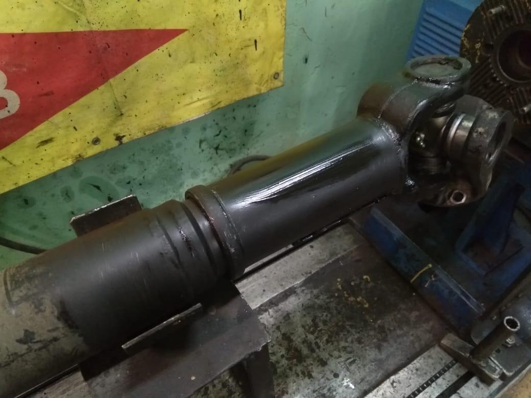Ремонт 2-х опорного карданного вала автобуса ЛиАЗ