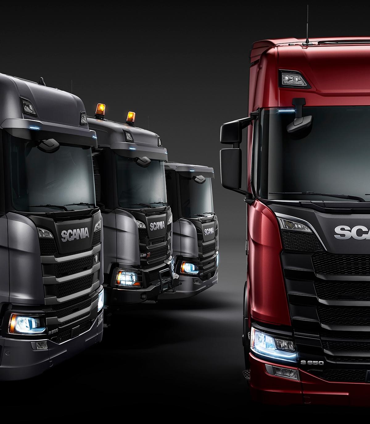 Ремонт рулевого карданного вала Scania