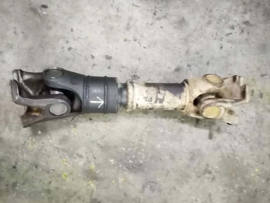 Ремонт 2-х опорного межосевого карданного вала Renault
