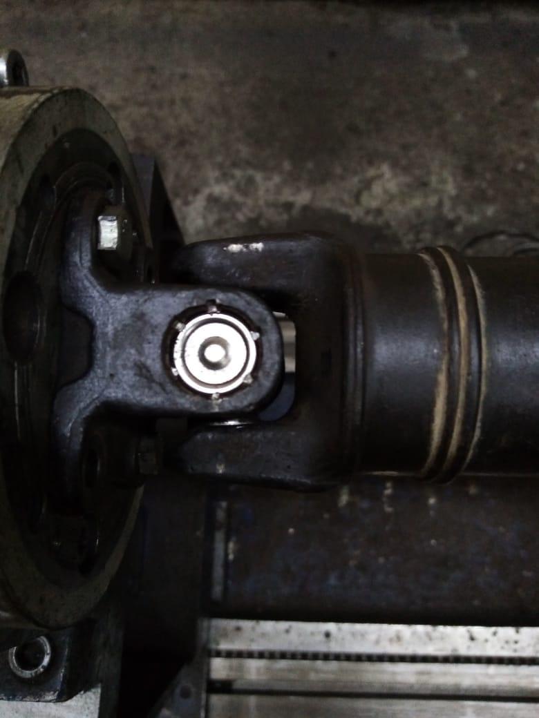 Ремонт 3-х опорного карданного вала Honda CR-V