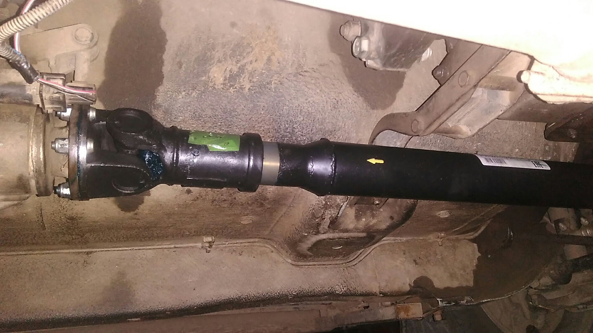 Чем отличаются передний и задний карданы?