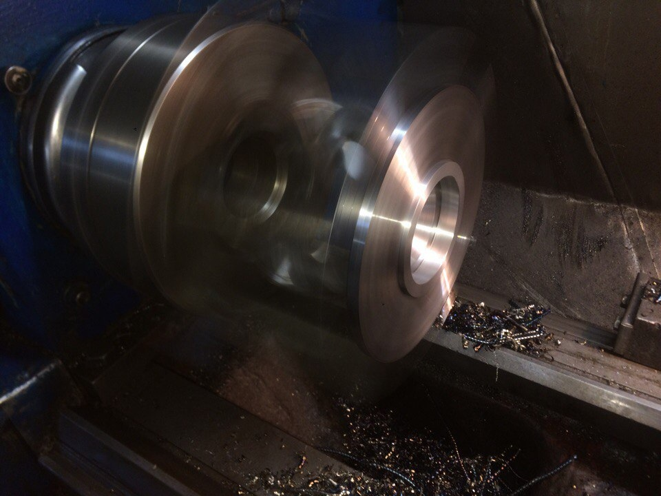 Изготовление карданного привода по чертежу заказчика